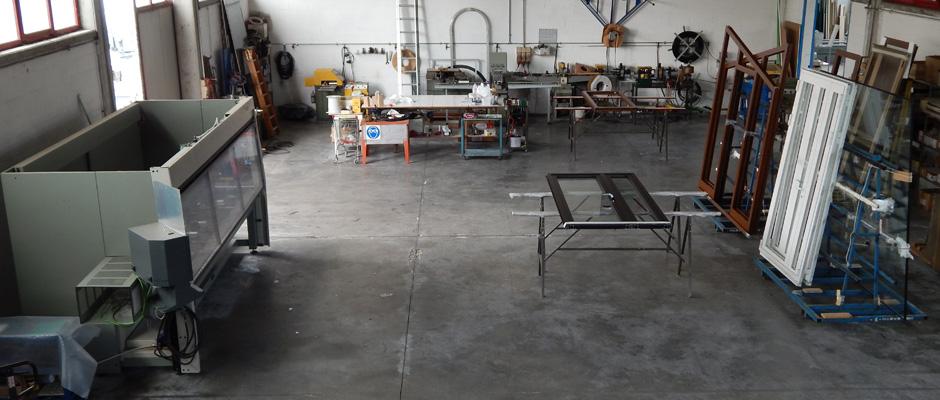 produzione serramenti camponogara